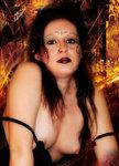 erotische portretten van een vrouw