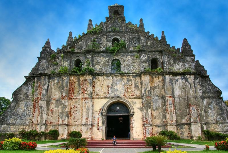 kerk van Paoay - 02