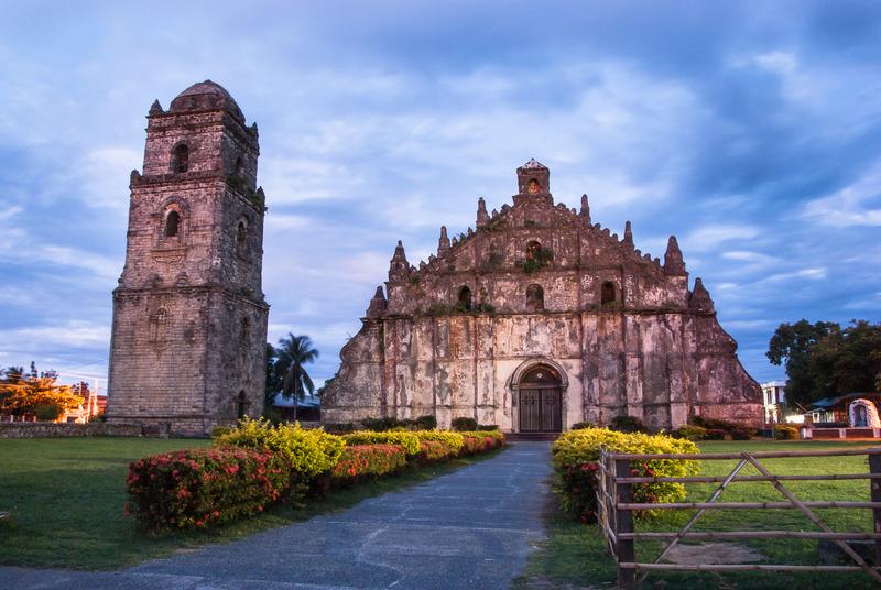 kerk van Paoay - 03