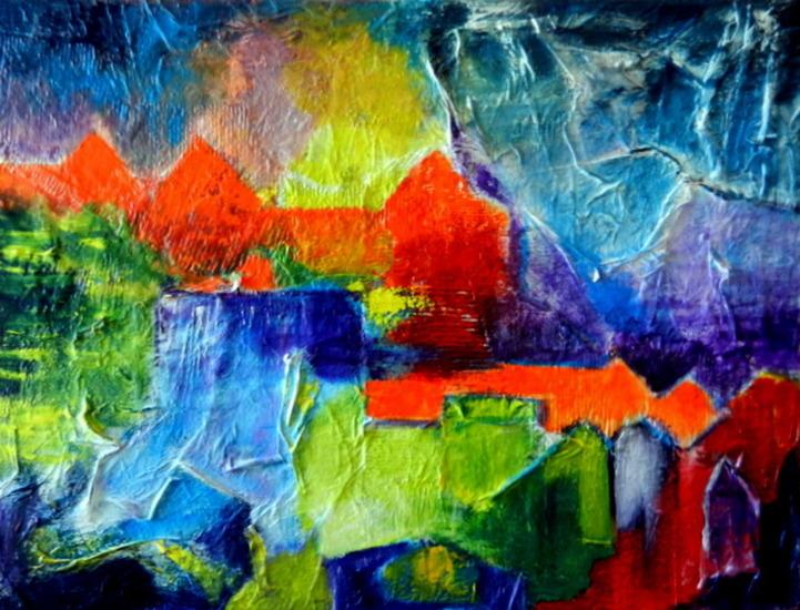 figuratief abstract 15