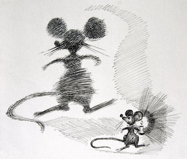 Een muis