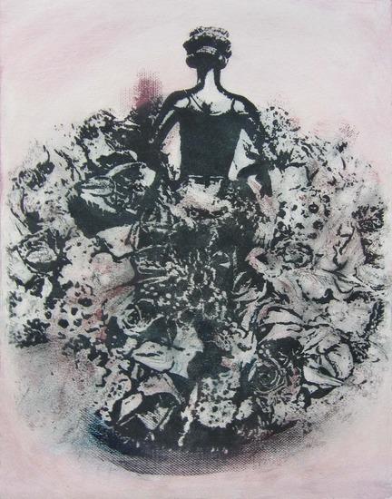 Femme-Bouquet