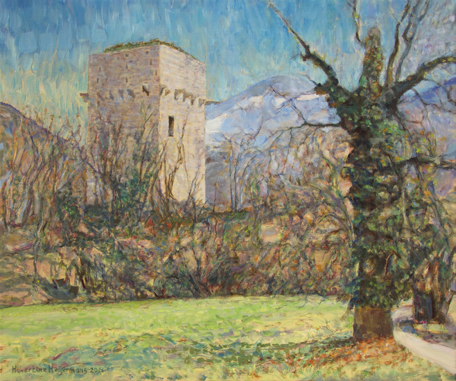 Toren van Saint-Triphon