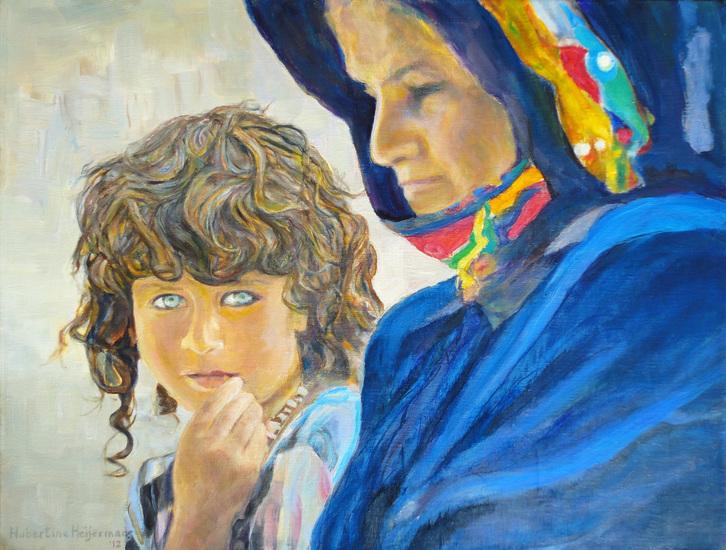 Bedouin nomaden