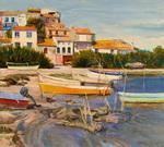 De vissers van Bages vangen in brak water aal en groene krab. Bij de Spaanse grens ligt Collioure, waar rond 1900 kunstschilders zoals Matisse, Braque, Dérain, Vlaminck en Picasso elkaar ontmoetten.