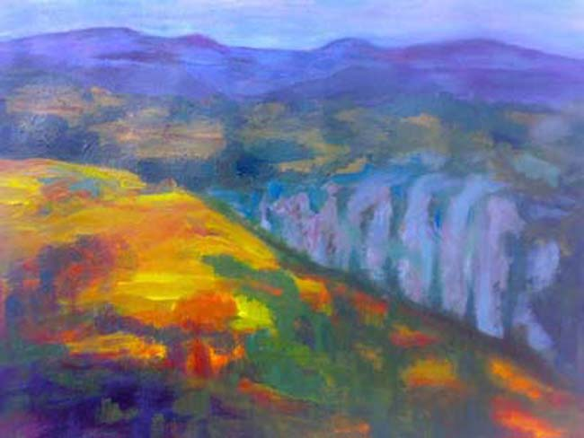 Paysage Auvergne 1
