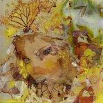 Collages van 12 op 12 cm worden uitgeprint op canvas 50 x 50 cm. ( 140 euro ) Of 80 x 80 cm. ( 225 euro )Beperkte oplage van 5 exemplaren, elk gesigneerd en genummerd van 1 tot 5.