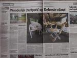 Foto's van mijn installatie op de kunstmanifestatie te Woerden ..titel het wonder van woerdes..het wonderlijke lab. 2008