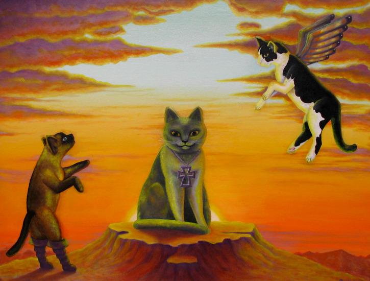 Totem Cats