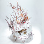 Ans Bakker-Netherlands Emma Award 7th price. Public Award 9th price. Emma Award for Special art.(1st of sculpture)
