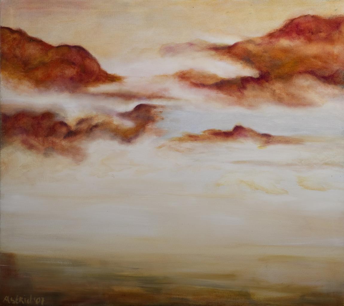 wolkenlandschap