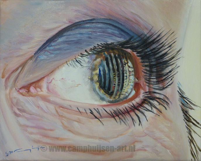 Het oog van de naald