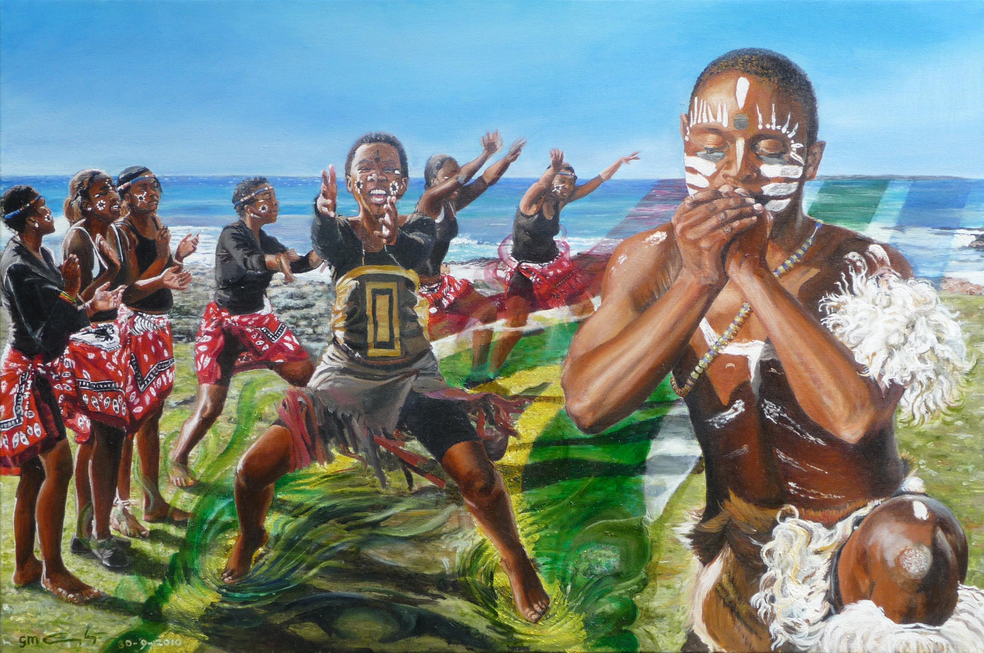 Dansers in vrijheid