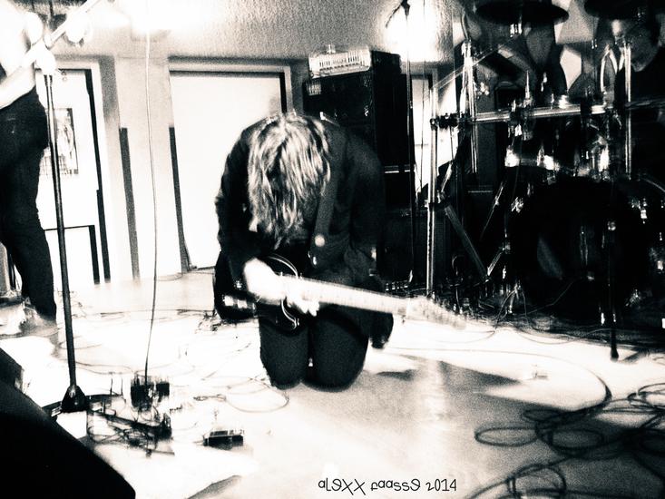Spasmodique concertfoto No.5