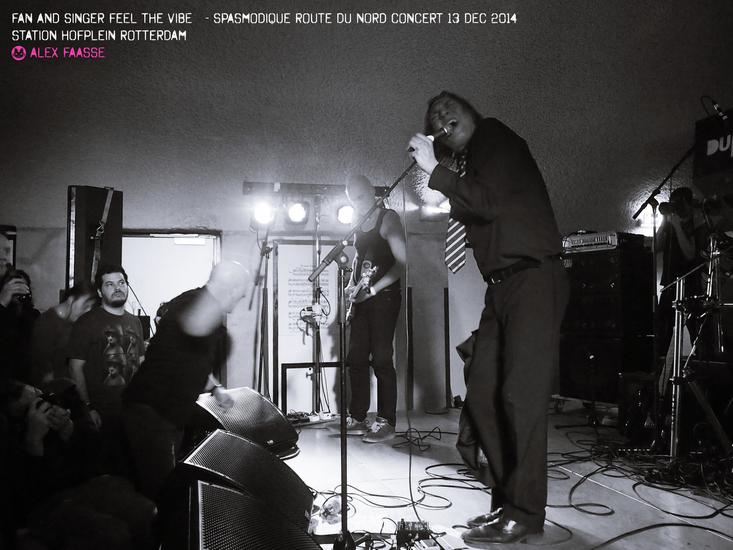 Spasmodique concertfoto No.7