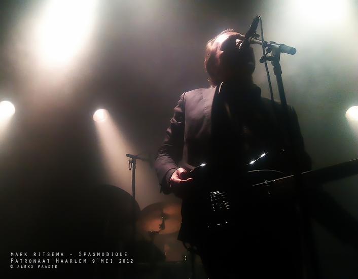 Spasmodique 3e afscheidsconcert 2012