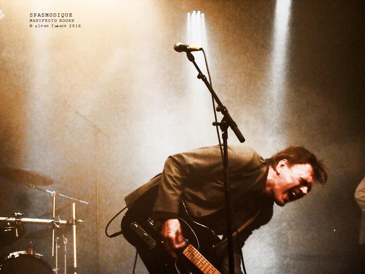 Spasmodique live No. 5