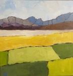 landschappen acryl op doek