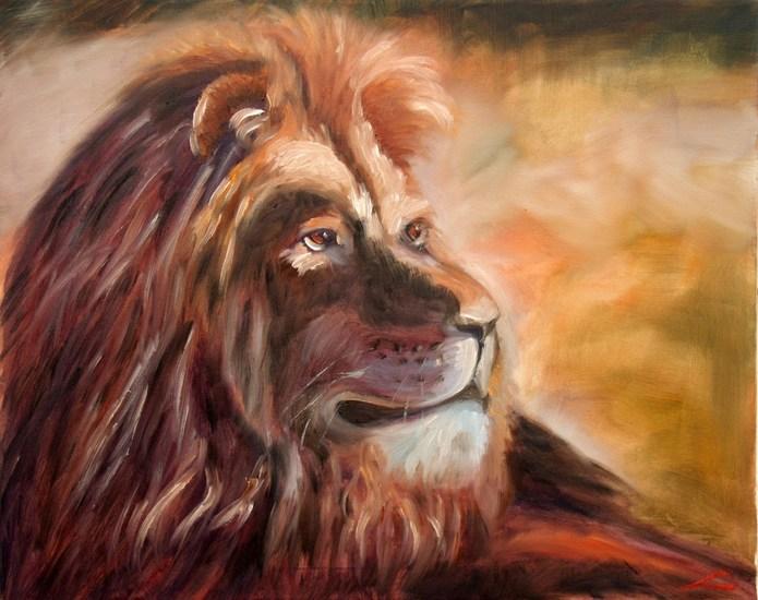 Leeuw van Oz
