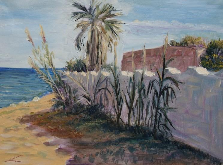 Siciliaanse landschap