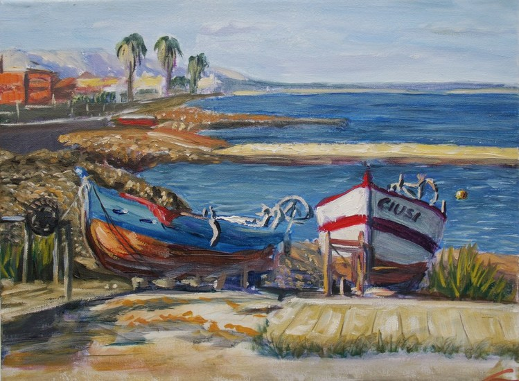Siciliaanse boten
