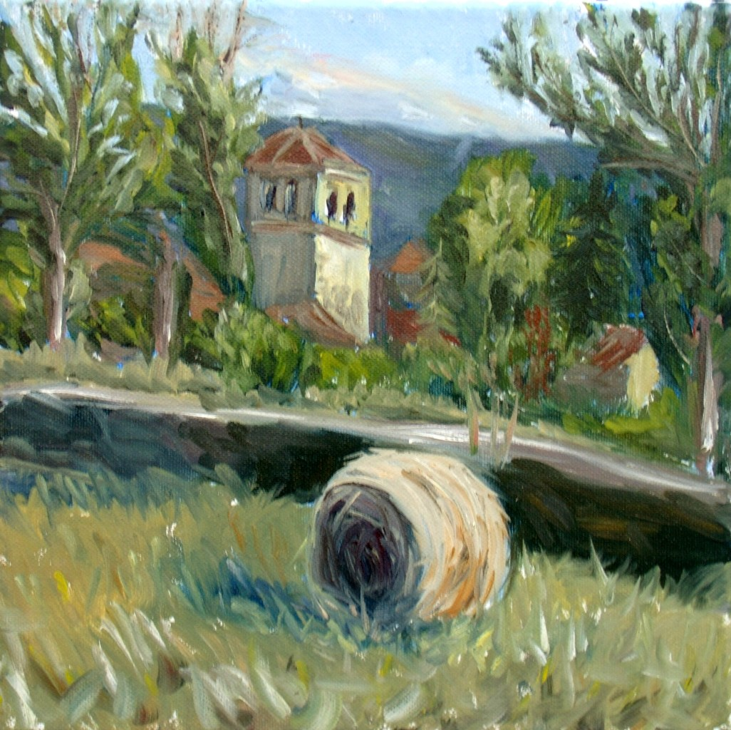 Hooiberg bij Mata Buena