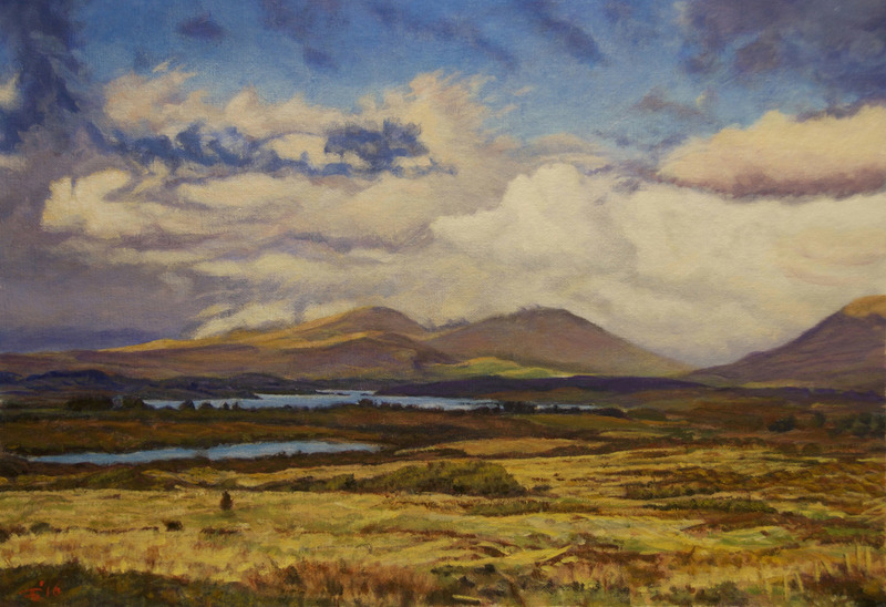 Opklaring '12 Ben's Connemara NP'