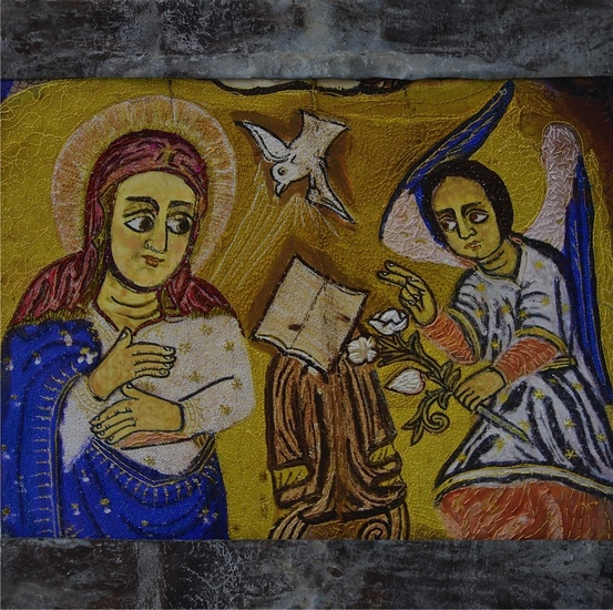 Annunciatie (Ethiopie)
