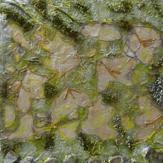 Natuurassemblage klokjes