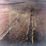 Kunstwerken geïnspireerd op trektochten door woestijnen (Jemen, Sinaï, Jordanië)