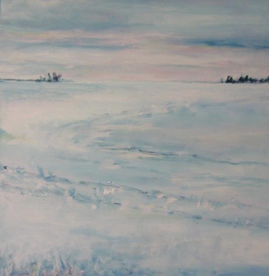 Winter op het Bovenwater
