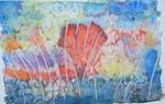 in deze groep voorstellingen, abstract of figuratief