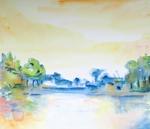 Allerlei landschappen. Vooral die met water verbonden zijn. Veel mooie luchten en weerspiegelingen.