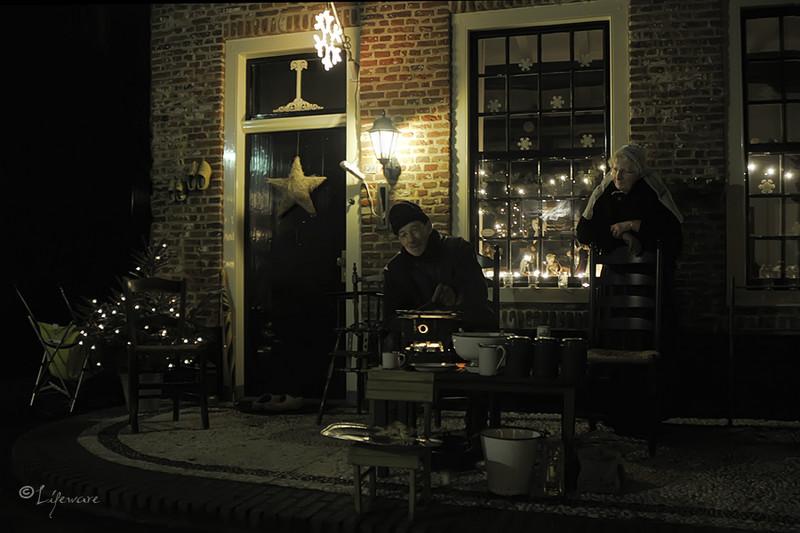 Kerst in Elburg