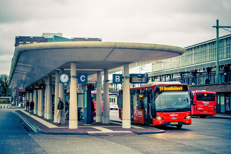 Openbaar vervoer | week 16