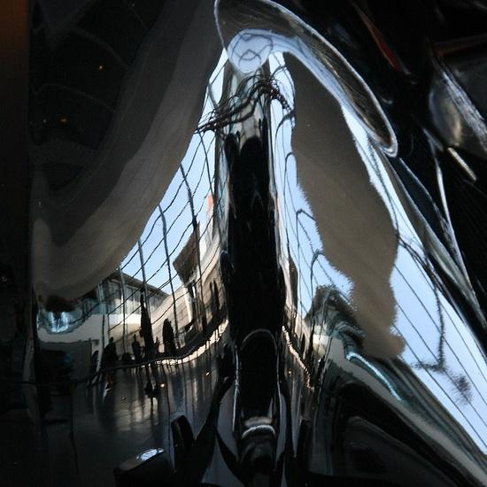 Maybach reflectie