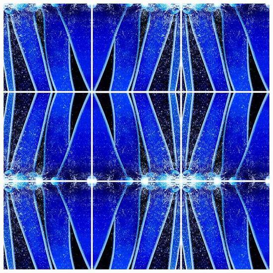 Something blue-scope