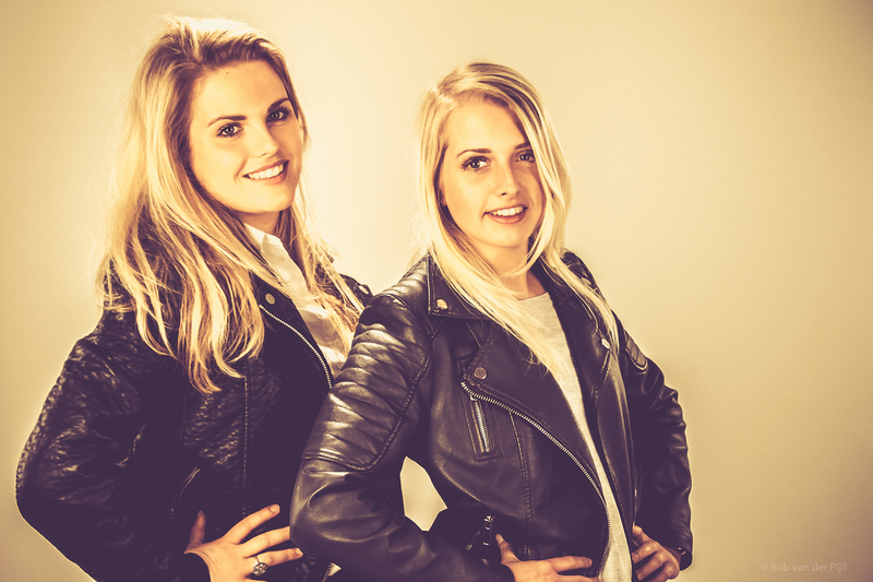 Michelle en Lisette 2a