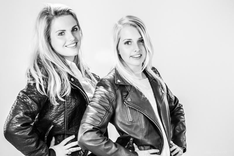 Michelle en Lisette 2b