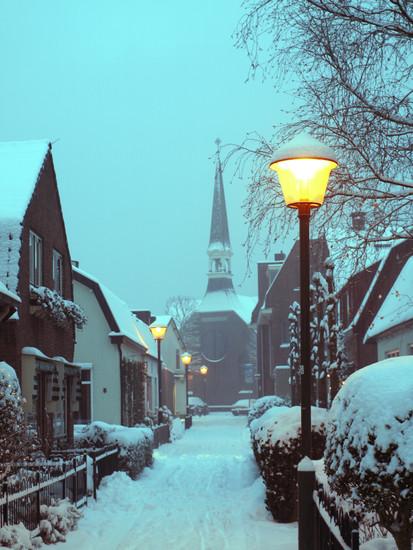 winter in Doorn
