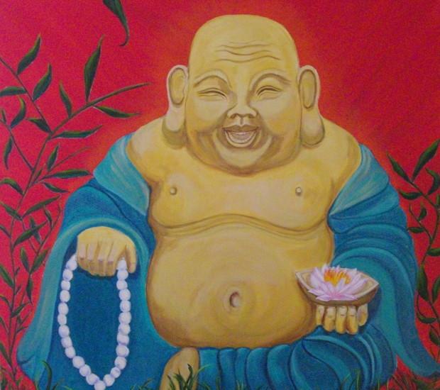 Dikke Buddha