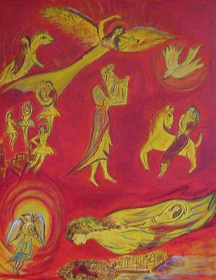 Chagall fantasie