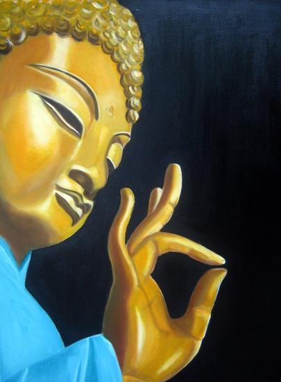 Gouden Boeddha Leraar