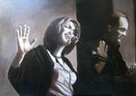 Schilderijen geinspireerd op muziek en musici