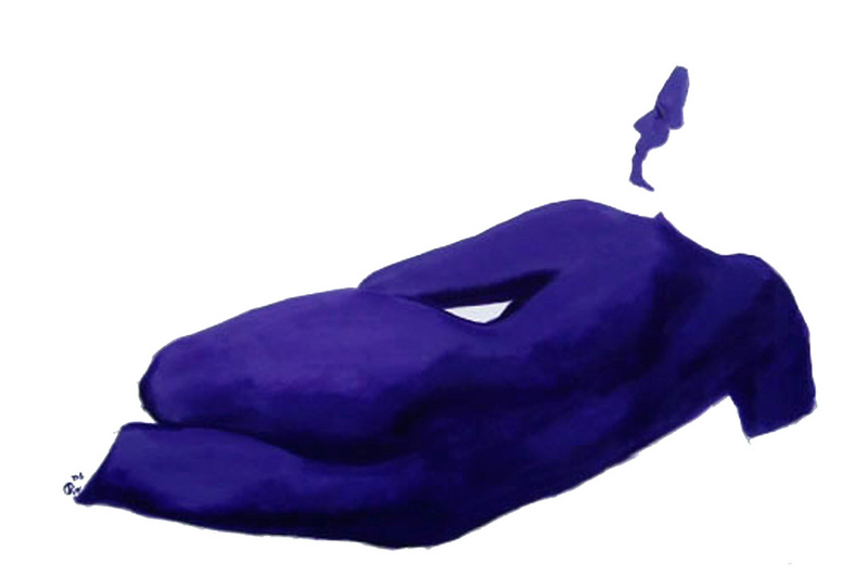Het ligbed