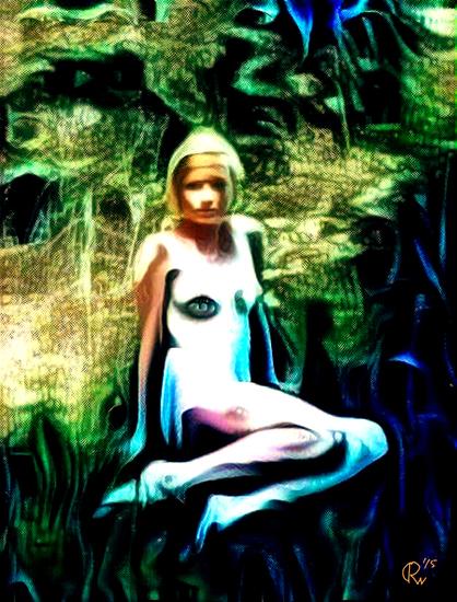 Sophia in de natuur