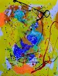 Expresionistische schilderijen