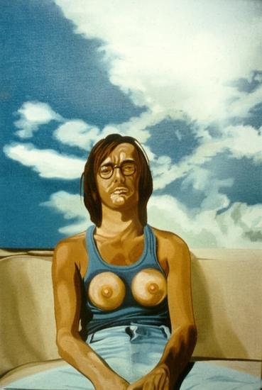 portret chris van geest