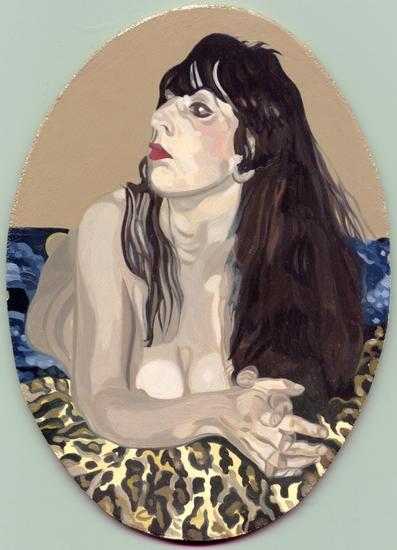 portret ina