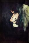 With or without wings - fotografie digitaal bewerkt